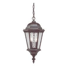 Acclaim Lighting 5516MM Telfair - Two Light Outdoor Hanging Lantern