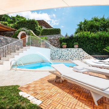 Villa Pandorea - Zona piscina