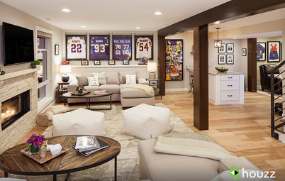 The 20 Most Popular Basement Photos of 2015