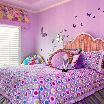 Enchanting girl's room