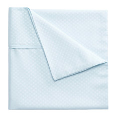 Embossed Sheet Set, Blue, Queen