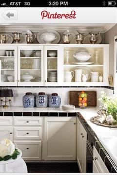 I hate my kitchen Cabinets--HELP