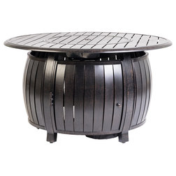 Transitional Fire Pits by VirVentures