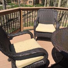 making patio furniture  look new again