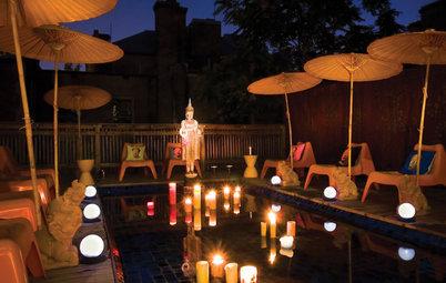 Backyard Bliss: Conjure a Global Oasis Outdoors