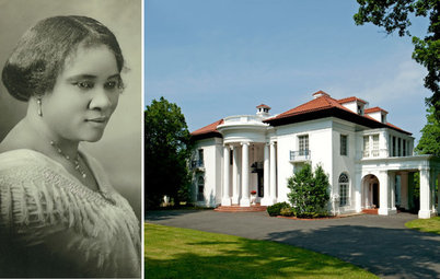 Madam C.J. Walker's Villa Lewaro: A Beacon for Women