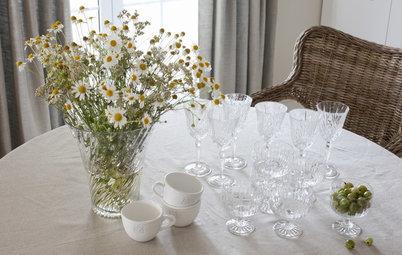 Идеи сервировки стола для тех, кто не привык к застольям