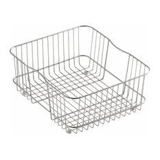 Kohler K 3277 St Coated Wire Rinse Basket Stainless Steel