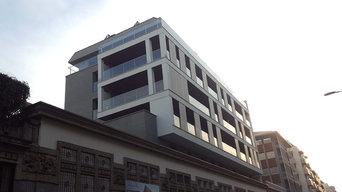 Edificio residenziale Milano