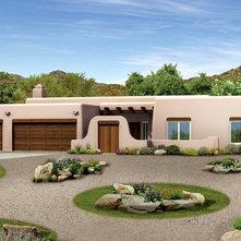 Santa Fe Home Design