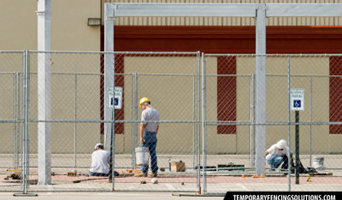 Lowest Price to Rent a Temporary Fence in Raiford FL Licensed Fence Contractor  
