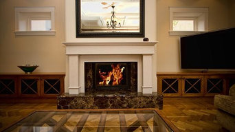 New Home - Cheminees Philippe Fireplace