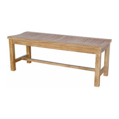 Casablanca 2-Seater Backless Bench