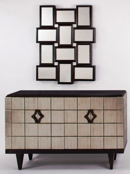 Chic Collaborations:  Consoles & Mirrors - Products