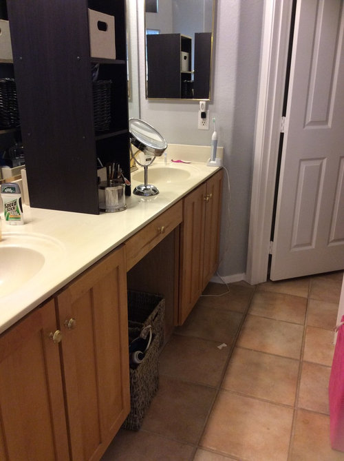 What Color Should I Paint My Bathroom Vanity