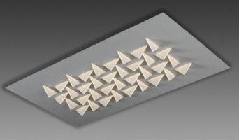 LED Flush-mount Ceiling Lighting (OLL-7075-Tri)
