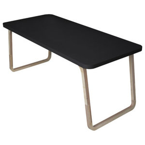 Perch Drawing Table, Black