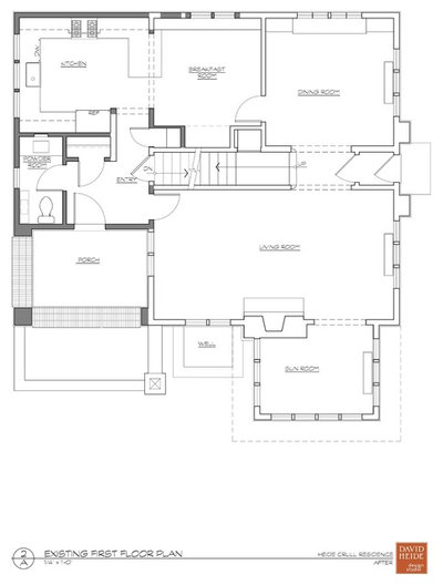 Floor Plan KOTW: Saint Paul Craftsman