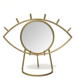 Contemporary Makeup Mirrors by Stratton Home Decor