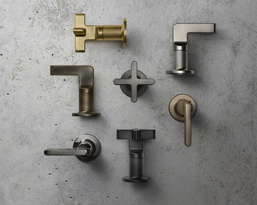 INCISO by GESSI - Designed by Rockwell New York - Arredo bagno