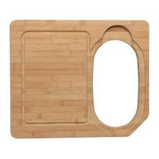Ukinox Wood Cutting Board and Colander