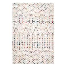 Moroccan Trellis Rug, Light Multi, 8'x 10'