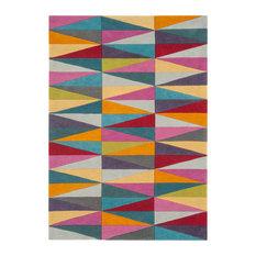 Funk Triangles Wool Runner, 70x200 cm