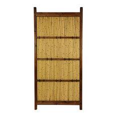 6'x3' Japanese Bamboo Kumo Fence