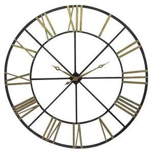 EMDE Cutout Wall Clock