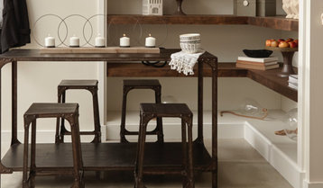 Up to 50% Off Rustic and Industrial Bar Stools