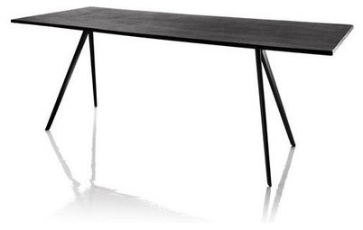 On Trend: Eiffel Tower Angles Anchor Dining Tables