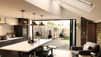 Ground Floor and Roof Extension – London