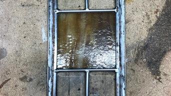 Front Door Window In Insert Repair