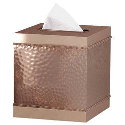 Contemporary Tissue Box Holders by TATARA