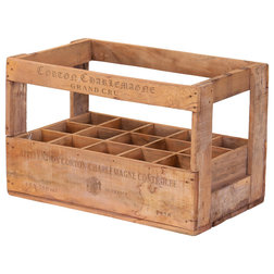 Rustic Wine Racks by Besp-Oak Furniture