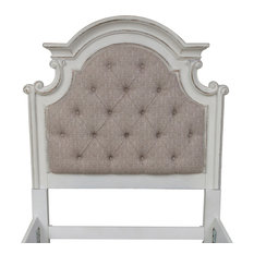 Magnolia Manor Twin Upholstered Panel Headboard