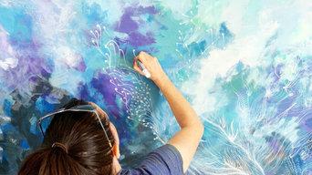 Murales a Tellaro - Lerici
