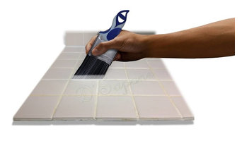 Sealing Grout to prevent from stains and mold
