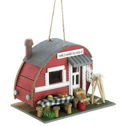 Farmhouse Birdhouses by Koolekoo