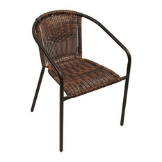 San Remo Outdoor Dining Chair, Single