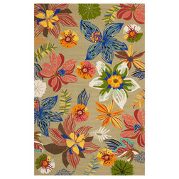 Shop Houzz Colorful Outdoor Rugs