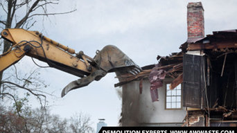 Demolition Contractor Camden