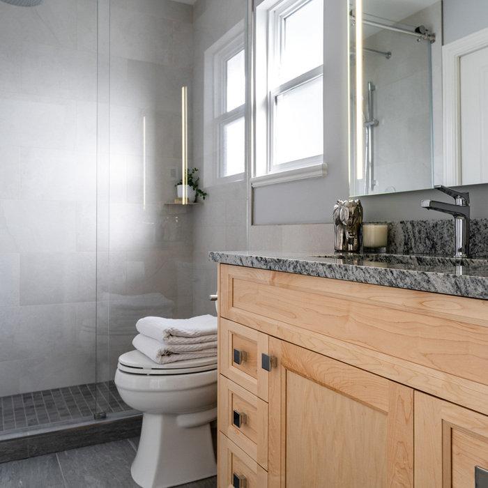 Spa Transitional Washrooms