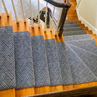 Idées déco pour un escalier.