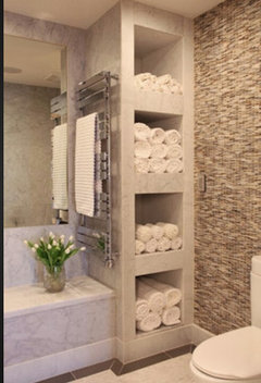 Possibilities For My 5 X 12 Master Bath