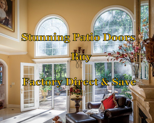 Stunning Patio Doors U2013 Buy Factory Direct U0026 Save, Long Island