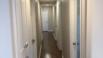 Interior painting project Puyallup