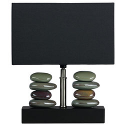 Spectacular Contemporary Table Lamps Balance Table Lamp