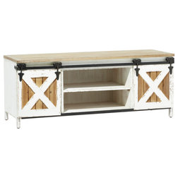 Farmhouse Accent And Storage Benches by Brimfield & May
