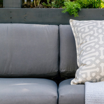 Contemporary Outdoor Cushions And Pillows by Sunbrella